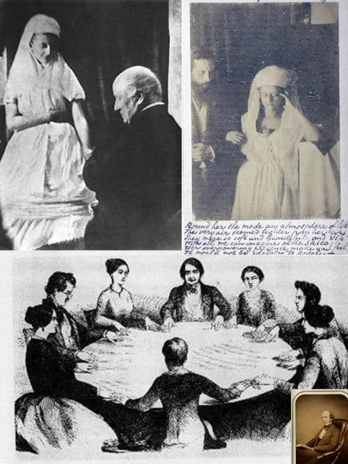 'Physiology or Psychic powers William Carpenter and the debate over Spiritualism
