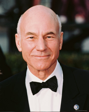 "Sir Patrick Stewart read from ""A Christmas Carol"""
