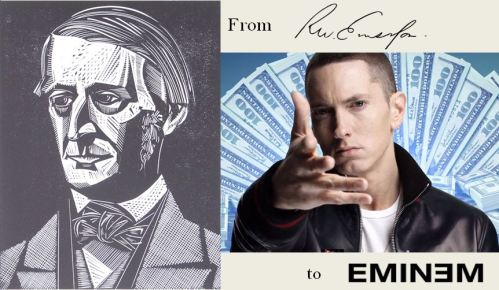 From Emerson to Eminem, Victorian Persistence