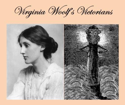 Image Virginia Woolf's Victorians