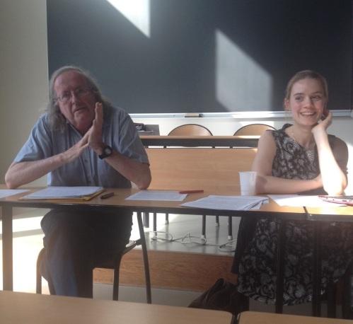 JJ Lecercle et Diane 2