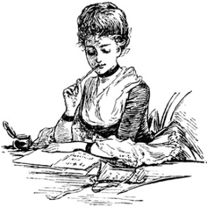 victorian-woman-writing-letter-2