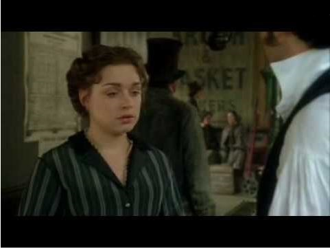Screenshot from Sandy Welch's 2004 BBC adaptation of North and South