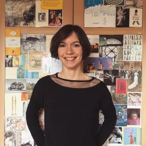 Photo of Estelle Murail
