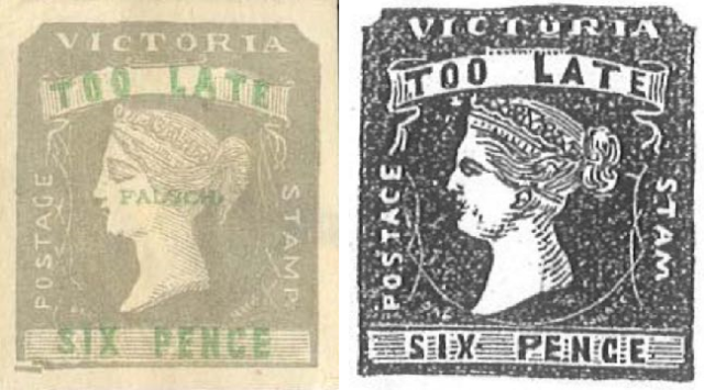 stamp-forgeries